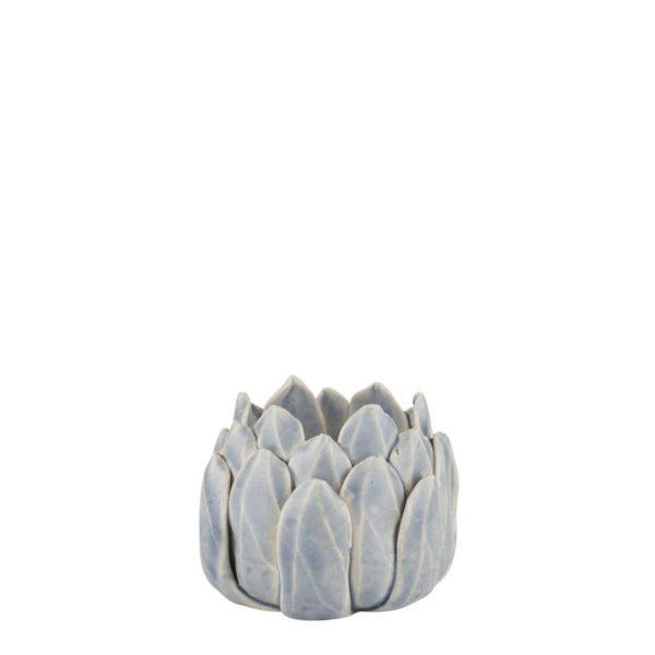 Teelicht aus Keramik